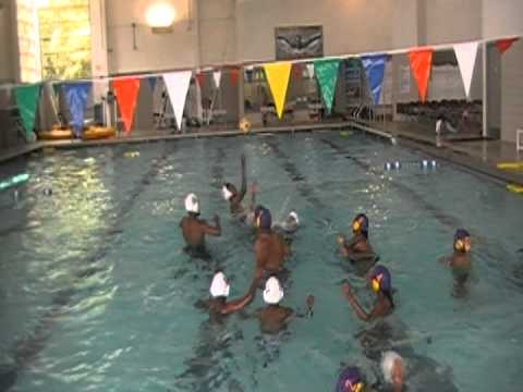 Kingsley waterpolo from 2010 with some teachers