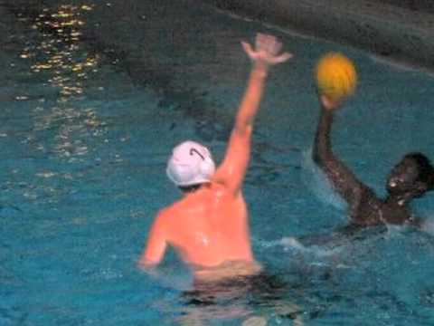 Pittsburgh City Kids getting into water polo