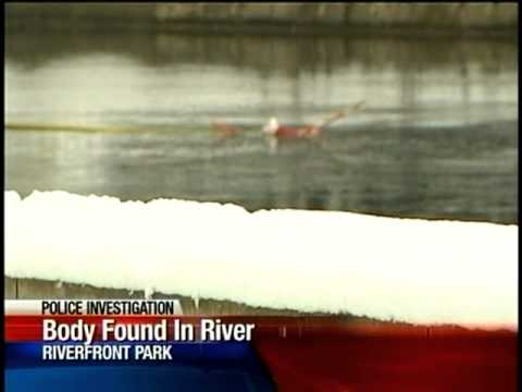 Police Investigate Body Found In Riverfront Park