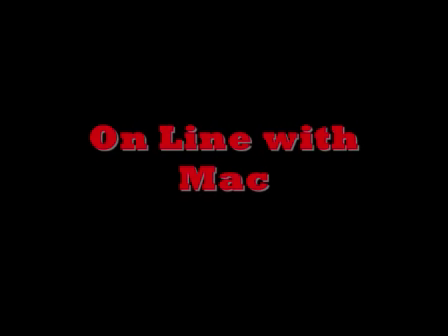 On Line with Mac-For Lovers Only!