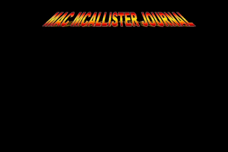 Mac McAllister Journal-When slow dancing was an art form
