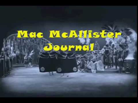 Mac McAllister Journal-Erotica in the 1920s