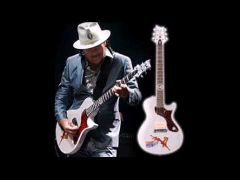 Mac McAllister Journal-Happy Birthday Carlos Santana
