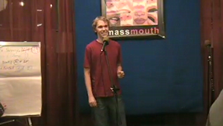 Paul Hlebowitsch, Story Slam Winner! 10-26-09