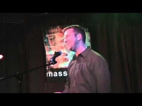 """T Party Story Slam, Brendyn """"The Door on the B Line"""" 11-16-10.mov"""