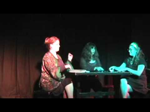 """Shakespeare Slam, """"Green Eggs and Hamlet"""" & Sitcom Witches.mov"""