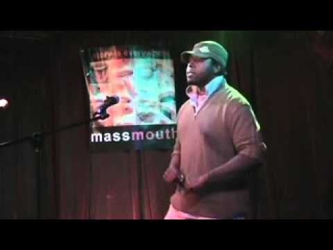 """T Party Story Slam, Remy """"Why I Love the T"""" 11-16-10.mov"""