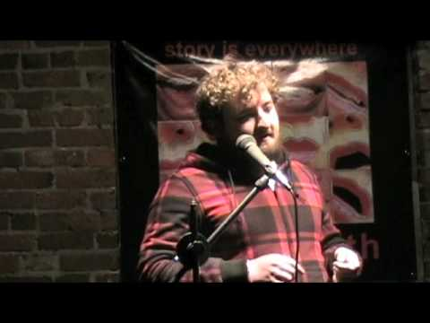 massmouth Death & Taxes Harrison Swyter Story Slam
