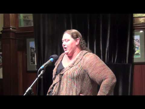 """Accident"" Tricia Ellis @Doyle's Cafe Sept 8, 2013 massmouth storyslam season V"