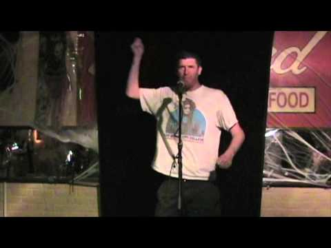 """whacked"" Scott Schultz @ Rosebud Oct 27, 2012 massmouth, inc. story slam season IV"
