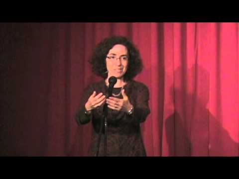 """""""feast and famine"""" Cindy Rivka Marshall @Puppet Showplace Theater 11/15/12 massmouth storyslam"""