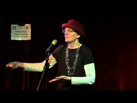 Andrea K CatWalking - at the •animal• slam