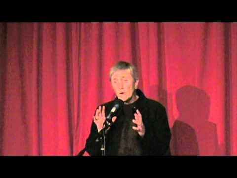 """grimm & twisted"" Jo Radner @Puppet Showplace Theatre Oct 18, 2012 massmouth, inc. story slam"