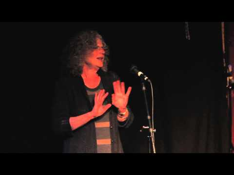 """missed connections"" - Suzy Levine @the Burren Feb 22, 2014 massmouth,inc. story slam season V"
