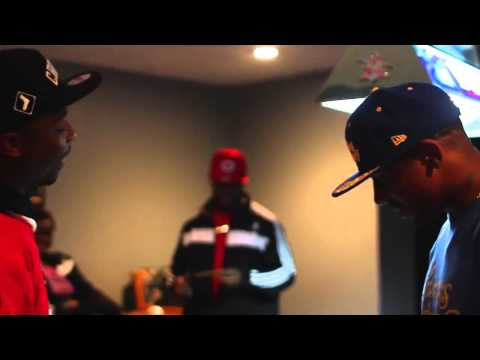 Lil Wayne 420 Challenge Roll Up Stevie J, Armani Take Up The World's Biggest Kush Blunt! [New 2014]