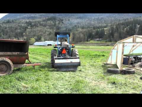 Yarrow EcoVillage Needs a Barn 2012