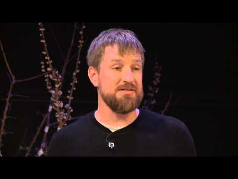 Matthew Moore at TEDxManhattan // How Art Can Change the Way We Eat