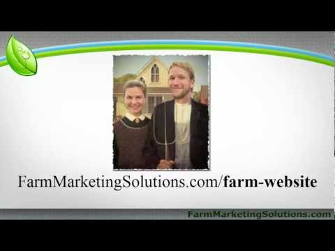 Create a Complete Farm Website in Under 4 Minutes with Weebly