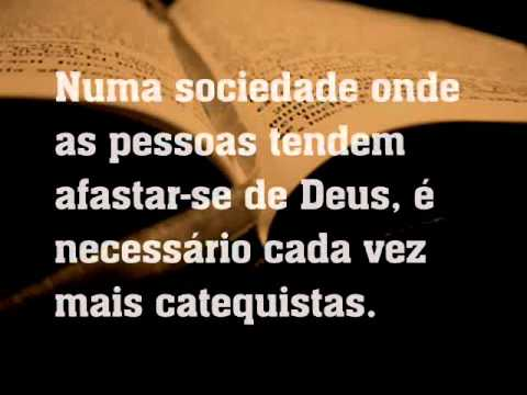 Catequese - importancia e missao do catequista