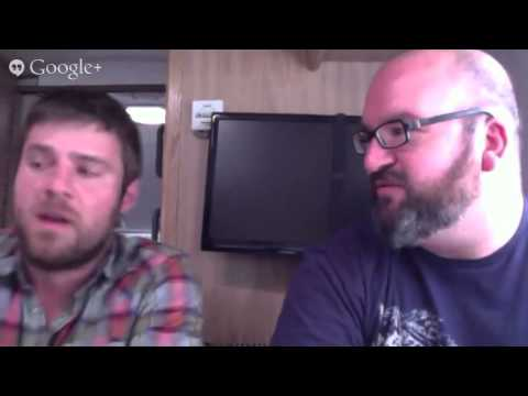 Maker Faire Hangout LIVE Video: Iso Rabins of Forage SF