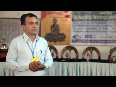 PSD/AuthorAID Workshop On Scientific Writing 2015