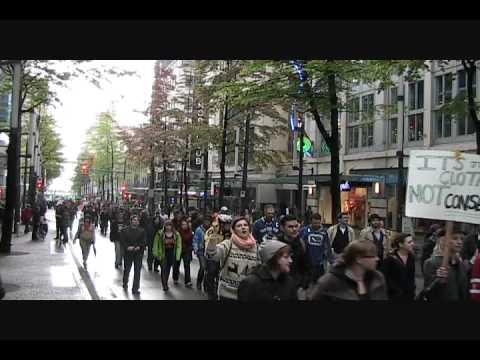 Vancouver Slutwalk 2011