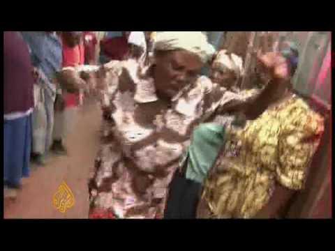 First person: Kenya's elderly fight back - 4 Jul 09