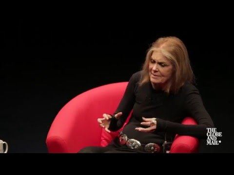Gloria Steinem on the relationship between terrorism and violence against women