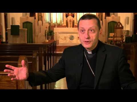 Italian Americans of NY & NJ: Bishop Frank J. Caggiano