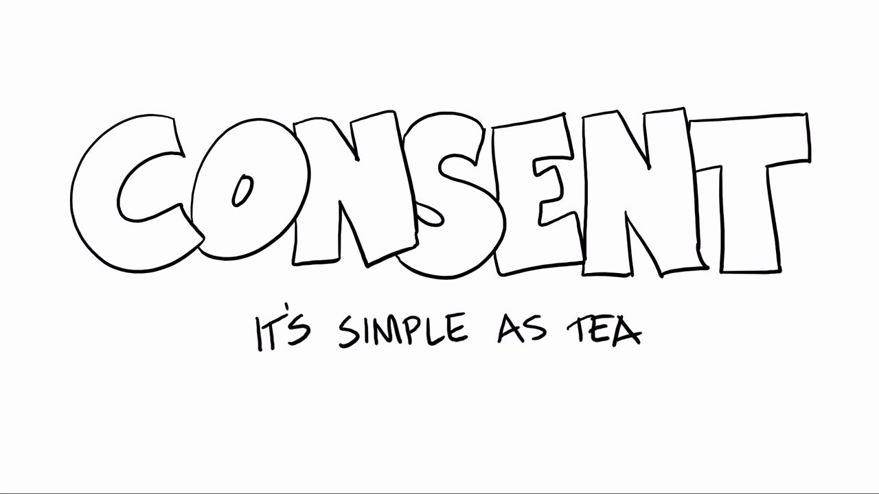 Tea and Consent