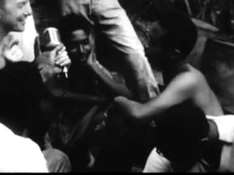 Awesome Pete Seeger Folkways Film about Steel Drums!