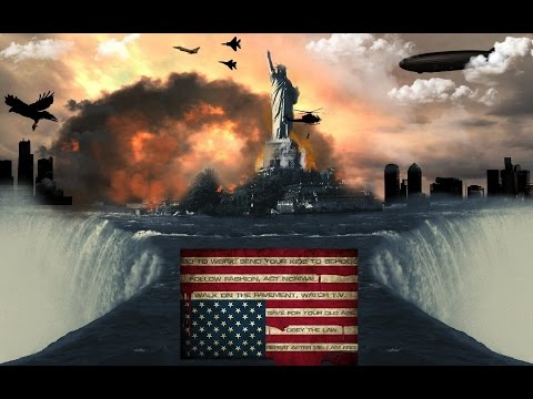 Us Dollar End Game - Pushing America Into War & Total Economic Collapse