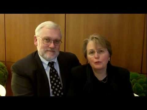 "Bonnie and Michael Hartley on ""Fire Drills for Family Businesses"""