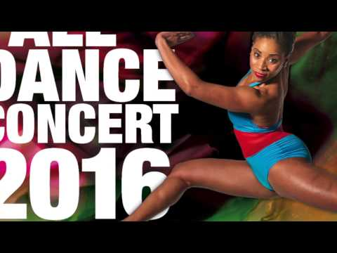 ASU Department of Theatre Arts' Fall Dance Concert 2016