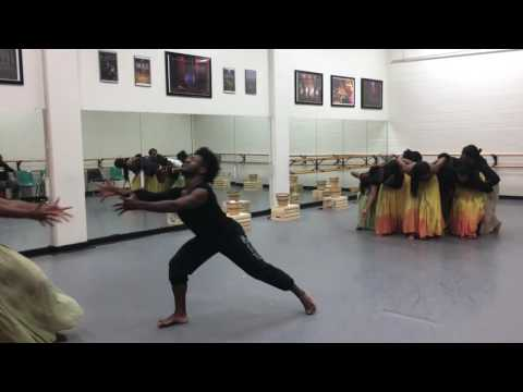 ASU BFA Dance Program:Birth of a Nation