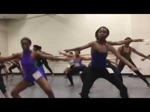BFA Fall Dance Concert Auditions 2016
