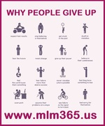 Why People Give Up