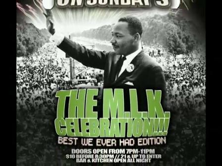 We Play On Sundays....MLK Celebration//Best We Ever Had Edition