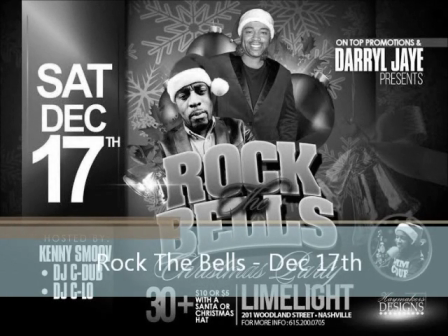 Rock The Bells Christmas Party - Dec 17th at Limelight!