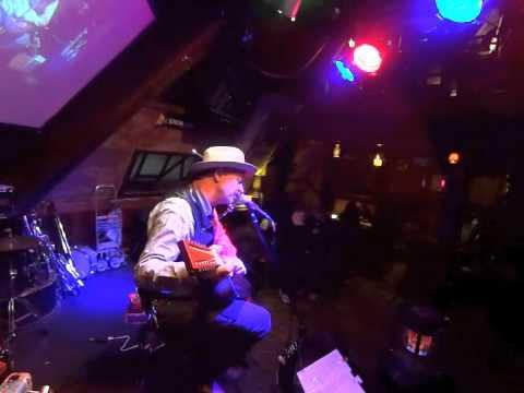 """Rock Island Line"" Rambling Steve Gardner 2015"