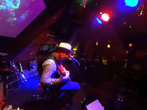 """""""Country Blues"""" Rambling Steve Gardner Live 2015"""