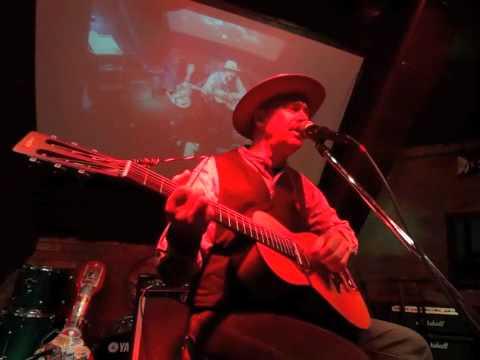 """Death Don't Have No Mercy"" Rambling Steve Gardner LIVE 2015"
