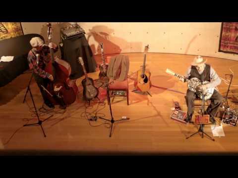 """My Blue Heaven"" LIVE Rambling Steve Gardner & Hisa Nakase International Roots & Blues Cafe Vol 1"