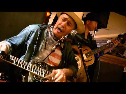 "Rambling Steve Gardner & Hisa Nakase ""Bill Bailey Rag"" Live July 4, 2015"