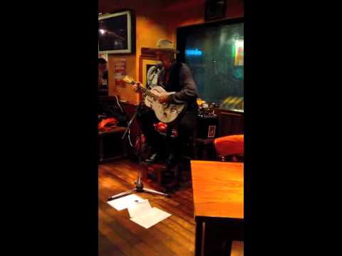 """Cindy Cindy"" Rambling Steve Gardner LIVE Hobgoblion, Tokyo 2014"
