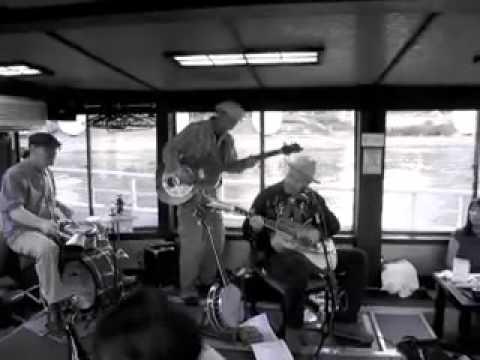 Rambling Steve Gardner American Roots & Blues Sumida River Cruise Meiji University 2013