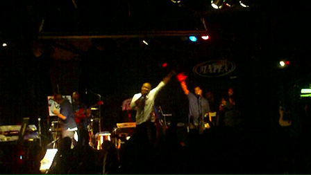 Raheem Devaughn Live at Limelight #2