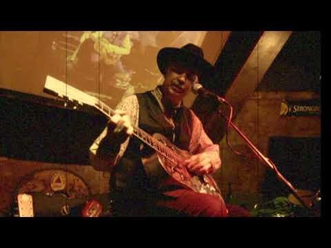 """Keep On Truckin' Mama"" Rambling Steve Gardner Live"