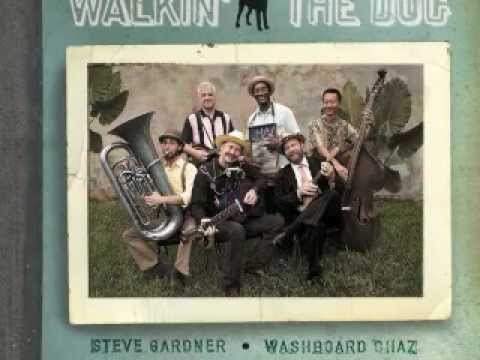 """Walking The Dog"" The JERICHO ROAD SHOW- Steve Gardner,Washboard Chaz,Jake Leg Stompers"