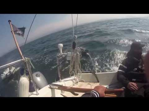Sailing S/Y Bomtur Norway